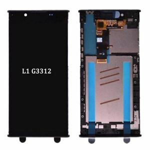 For Sony Xperia L1 G3311 G3312 G3313 LCD Touch Screen Digitizer Display