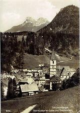 AK - Salzkammergut Bad Aussee mit Loser und Tressenstein 1940