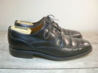 Allen Edmonds Montgomery Black Leather Lace Up Dress Oxfords Shoes Mens Size 8 D