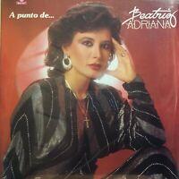 Beatriz Adriana A punto de Marco Antonio Solis Latin Ranchera Balada New sealed