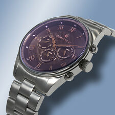 Bernoulli Eclipse Multi-Function Mens Watch MSRP $779.00 (Available in 2 colors)