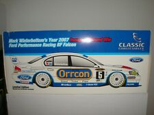 #5 MARK WINTERBOTTOM YEAR 2007 INAUGURAL ROUND  WIN