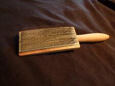 Fricke Flicker Brush Made in the USA New Design