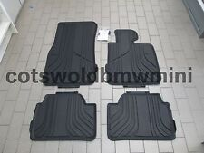 Genuine BMW F20 1 Series Tailored Rubber Car Mats