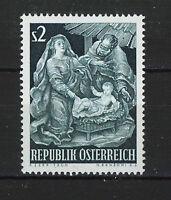 AUSTRIA 1963  MNH  SC.718 Christmas
