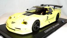 FLY 015202 CORVETTE C5R #2 RACE VERSION WITH SUSPENSION 1/32 SLOT CAR 015202