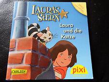 Pixi 1556 LAURAS STERN Laura und die Katze Spiele und Rätsel