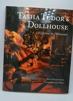 Tasha Tudor's Dollhouse Book Harry Davis 1st Edition 1999 Mint