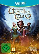 Nintendo Wii U Spiel THE BOOK OF UNWRITTEN TALES 2 für die neue WiiU NEUWARE
