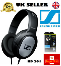 HD 201 Lightweight Quality Over Ear Headphones HD201 Headphone Headset Earphones