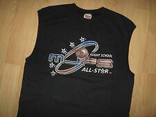 Michael Jordan Flight School MJFS 2003 Basketball Camp Faded Tank Top T Shirt M