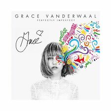 GRACE VANDERWAAL Perfectly Imperfect SIGNED CD  America's Got Talent