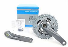 SHIMANO ALIVIO FC-M4050 9-SPEED 48/36/26T 175MM 2-PIECE MOUNTAIN BIKE CRANKSET
