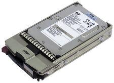 NUEVO DISCO DURO HP bf07255b2c 72.8gbGB 15k Canal de fibra 293567-002