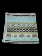 Hooray Cynthia Rowley Elephant Baby Blanket Lovey