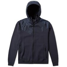 NIKELAB KNITTED WINDRUNNER NAVY MADE IN ITALY 525581-451 BELOW $500 RETAIL