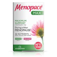Vitabiotics Menopace Max - 84 Tablets
