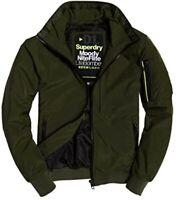 Superdry Men's Moody Light Bomber Jacket