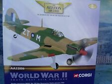 1/72 Corgi Aviation AA32006 HAWKER HURRICANE 258 SQN CEYLON  1943