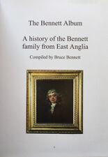 The Bennett Album by Bruce Bennett - Family History
