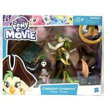 My Little Pony the Movie Captain Celaeno & Spike Pirates Treasure Chest Swords