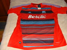 MAILLOT OLYMPIQUE MARSEILLE betclic  Adidas TAILLE 2 XL OFFICIEL NEUF