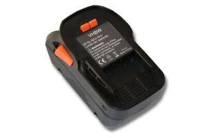 Batterie 3000mAh pour AEG Würth 0700956530