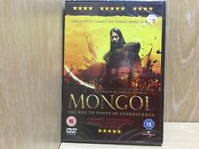 Mongol The Rise to Power of Genghis Khan DVD New & Sealed