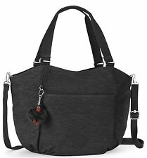 New With Tag Kipling GWENDOLYN Tote Shoulder Handbag HB6526 001 - Black