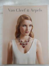 Van Cleef Arpels Alhambra Fine Jewelry Watch Catalog NEW
