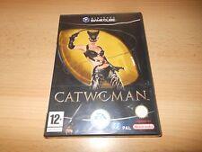 Catwoman gamecube neuf et scellé d'origine PAL Royaume-Uni