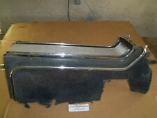 4-SPEED or AUTO CONSOLE REAR EXTENSION w/ TOP PLATE & MOLDINGS 66 CHARGER MOPAR