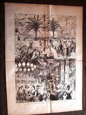Carnevale a Roma nel 1880 Ballo in costume al Circolo Artistico Internazionale