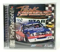 Peak Performance - Sony PlayStation 1 PS1 PSX Game