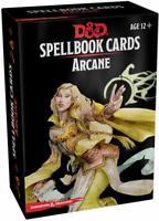 D&D Spellbook Cards: Arcane (Dungeons & Dragons, D&D) [New ] Boxed Set