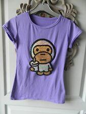 T shirt fille T 8 ans