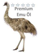 3 x vectosan 50 ml 100 % reines Emu-Öl in bester Premiumqualität nur 8 Stück