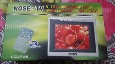 televisore digitale lcd 5 pollici nose 12v NUOVO