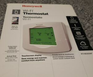 Honeywell Wi-Fi 7-Day Programmable Touchscreen Thermostat (RTH8580WF)
