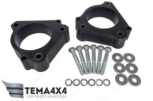 Front strut spacers 40mm for Fiat DUCATO 2006-present Lift Kit