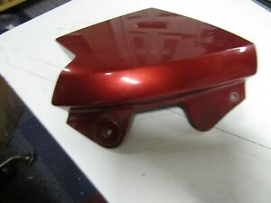 RENAULT GRAND SCENIC 2004-2009 N/S LEFT TAILGATE TRIM COVER RED 8200205114