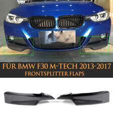 Carbon Stoßstange Front Spoiler Splitter Lippe für BMW 3ER F30 F35 320i 328i 335