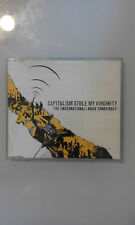 INTERNATIONAL NOISE CONSPIRACY - CAPITALISM STOLE MY VIRGINITY - 3 TRACKS CD