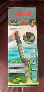 Eheim Quick Vac Pro automatic battery aquarium gravel cleaner