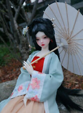 1/3SD 1/4MSD BJD Clothes Archaic Fairy Suit Outwear+Tube Top+Pleated Skirt #Y