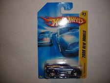 2008 Hot Wheels #31 Blue '08 Ford Focus w/ 10 Spoke Wheels FREE SHIPPING RARE