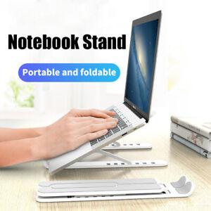 Foldable Laptop Stand Adjustable Desk Notebook Holder For Macbook Pro iPad DELL