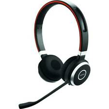 Jabra Evolve 65 MS DUO Bluetooth Headset, Stereo, kabellos, USB, schwarz