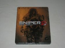 Sniper 2 Ghost Warrior - Metal Case - PAL - PlayStation 3 - PS3 - Game + Booklet
