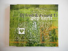 DJ FRED & ARNOLD T. : POP HERTZ [ CD-MAXI PORT GRATUIT ]